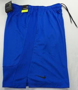 NIKE DRY Men's Shorts Large Tall LT Workout Athletic Trainin