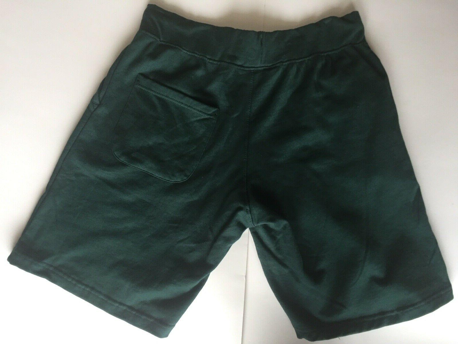 NEW ADC F Trefoil Shorts Green LARGE MSRP $69