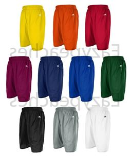 Russell Athletic - Men's S-XL 2X 3XL Mesh Shorts Gym, Basket