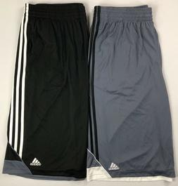 Men's Adidas Big & Tall Climalite 3G Speed 2 Athletic Shor