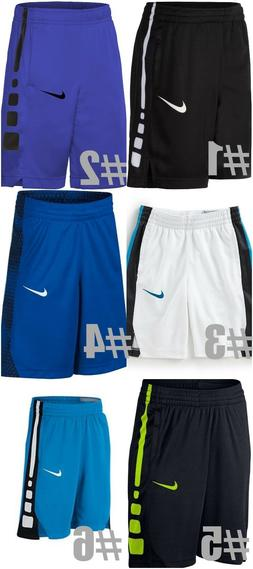New Nike Boys Elite Basketball Shorts Choose Size and Color