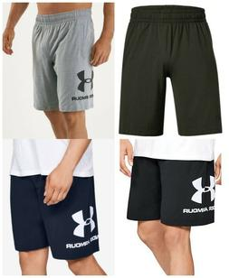 New Under Armour Men's Sportstyle Cotton Graphic Shorts Ch